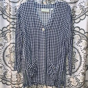 💗4 for $25💗 Express plaid coverup